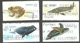 Sc. # 2230-33 Endangered Species #2 Set Used 2007 K209