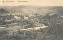 VRESSE SUR SEMOIS / LAFORET / ROCHE AUX CORBEAUX / VUE SUR LE VILLAGE - Vresse-sur-Semois