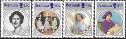 Bermuda Mi.Nr 458-461 MNH. 1985 - Bermudes