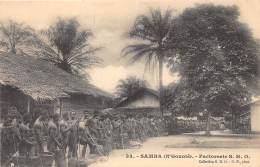 GABON / Samba - Factorerie S.H.O - Beau Cliché Animé - Gabon