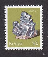 Kenya, Scott #102, Mint Hinged, Rocks, Issued 1977 - Kenya (1963-...)
