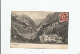 STALHEIM 509     1909 - Norvège