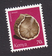 Kenya, Scott #103, Mint Hinged, Rocks, Issued 1977 - Kenya (1963-...)