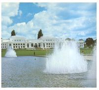 (711) Australia - ACT- Canberra Old Parliament House - Canberra (ACT)