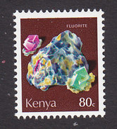 Kenya, Scott #104, Mint Hinged, Rocks, Issued 1977 - Kenya (1963-...)
