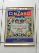 CADRE A POSER CINZANO - Miroirs
