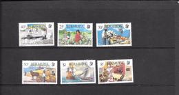 Bermuda Mi.Nr 395-400 MNH 1981 - Bermudes