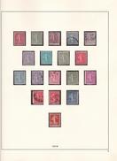 France Collection Vendue Page Par Page - Timbres Neufs **/* / Oblitérés - B/TB Petit Prix - France
