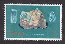 Kenya, Scott #108, Mint Hinged, Rocks, Issued 1977 - Kenya (1963-...)