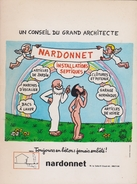 Fascicule De Pub Pour La Sté NARDONNET - Illustrée Par Jean Effel - Dédicace Jean Effel - 30 Pages + Couv - Voir Scans - Altri