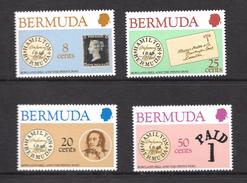 Bermuda Mi.Nr 378-381MNH 1980 - Bermudes