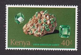 Kenya, Scott #112, Mint Hinged, Rocks, Issued 1977 - Kenya (1963-...)