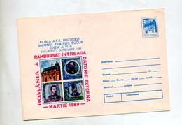 Lettre Entiere 2 Monument Illustre Salon Philatelique - Postal Stationery