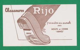 Buvard - RIJO - Chaussures - Vloeipapier