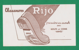 Buvard - RIJO - Chaussures - Buvards, Protège-cahiers Illustrés