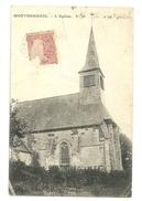 MONTBREHAIN Dpt02 L'Eglise 1906 - Sissonne