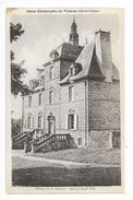 Saint-Christophe-de-Valains  (cpa 35)  Château De La Belinaye - Epoque Louis XIII -   - L 1 - Autres Communes