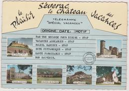12 Severac Le Chateau Le Plaisr Des Vacances - Francia