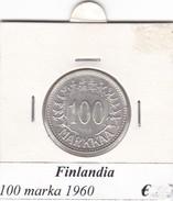FINLANDIA   100 MARKKAA  1960  COME DA FOTO - Finlandia