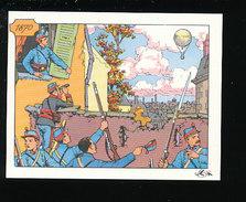 Image éducative / Guerre De 1870 Siège De Paris Montgolfière Histoire De France / IM 39/22 - Unclassified