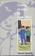 Tchang Au Pays Du Lotus Bleu EO - Hergé