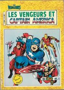Les Vengeurs Color N°2 Aredit Marvel Pocket Color - Stan Lee & Jack Kirby - Aredit 1982 TB - Vengeur