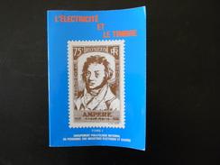Catalogue L'electricite Et Le Timbre Tome 1 Mars 1986 565 Pages - Autres Livres