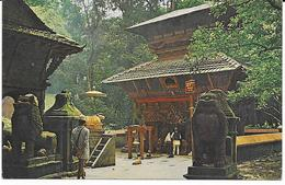 NEPAL TEMPLE OF BAJRA BARAHI CHAPAGOUN 1976 - Nepal