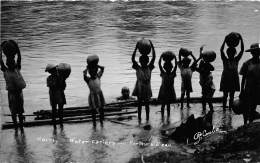 HAITI / Water Cariers - Porteurs D'eau - Haïti