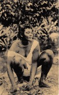 HAITI / La Belle Laveuse - Pretty Washwoman - Haïti