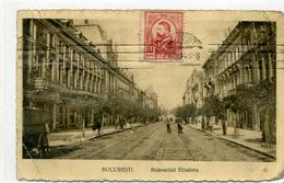 BUCURESTI - Bulevardul Elisabeta - Rumänien