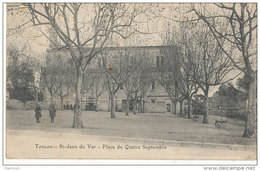 83 // TOULON SAINT JEAN DU VAR     Place Du Quatre Septembre  ** - Toulon