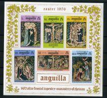 ANGUILLA  ( BLOC )  :  Y&T N°  12  BLOC  NEUF  SANS  TRACE  DE  CHARNIERE , A  VOIR . - Anguilla (1968-...)