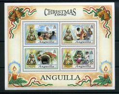 ANGUILLA  ( BLOC )  :  Y&T N°  93  BLOC  NEUF  SANS  TRACE  DE  CHARNIERE , A  VOIR . - Anguilla (1968-...)