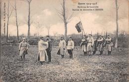54 - Serres - Environs De Lunéville - Remise De Décoration - Other Municipalities