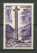 ANDORRE N° 148 ** Neuf MNH Superbe Cote 4 € Croix Gothique Andorre La Vieille