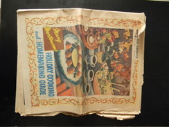 "Journal Chicago's American Du 5 Novembre 1959 Section 3 ""holiday Cooking ... "" 43 Pages Dans L'etat - 1950-Now"