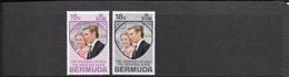 Bermuda Mi.Nr 291-292 MNH 1973 - Bermudes