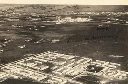 CPA ( Maroc ) CASABLANCA Le Camp De La Jonquiere Vu En Avion      (B BUR) - Casablanca