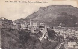Monaco Palais Du Prince Et Tete De Chien - Prince's Palace