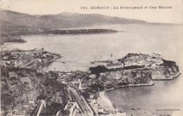 Monaco La Principaute Et Cap Martin - Monaco