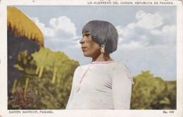 Panama Darien Indian Warrior - Panama