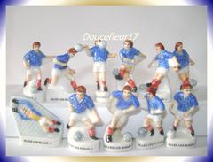 Foot , Allez Les Bleus ...Série Complète... Ref. AFF :55-2002 ...(pan 0031) - Sports