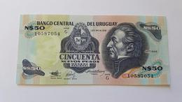 URUGUAY 50 NUEVOS PESOS - Uruguay