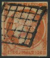 France (1849) N 5 (o) - 1849-1850 Ceres