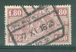 """BELGIE - OBP Nr TR 149 - Cachet  """"PERUWELZ Nr 2"""" - (ref. 12.132) - Chemins De Fer"""