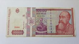 ROMANIA 10000 LEI 1994 - Rumänien