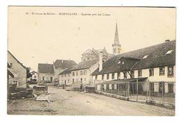 CPA 90 MORVILLARS Quartier Pres Des Usines - Valdoie