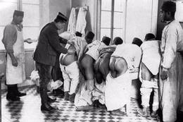 Militaria WW1 -  Vaccination Des Tirailleurs Africains Contre La Syphillis - 1914-18