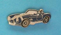 1 PIN'S //   ** SHELBY COBRA ** 289 ROADSTER ** 1963 ** - Corvette